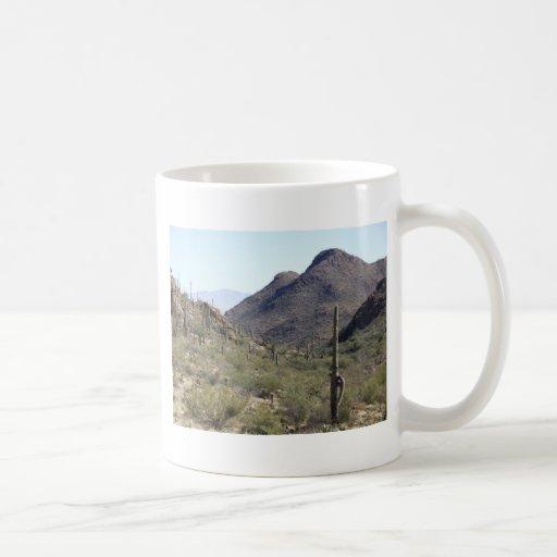 Saguaro Desert Pass Coffee Mug