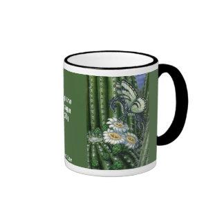 Saguaro Dragon Fly Mug