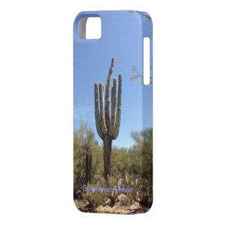 Saguaro iPhone 5 Case