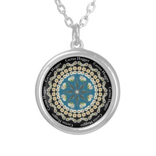 Saguaro Mandala Necklace 3