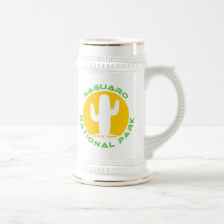 Saguaro National Park Beer Stein