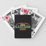 Saguaro National Park Bicycle Card Deck