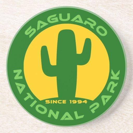 Saguaro National Park Drink Coasters