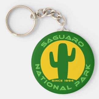 Saguaro National Park Keychain