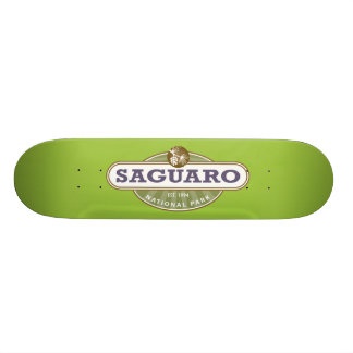 Saguaro National Park Skateboard Deck