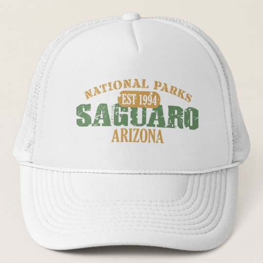 Saguaro National Park Trucker Hat