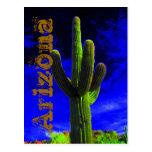 Saguaro poderoso (118), Arizona Tarjeta Postal