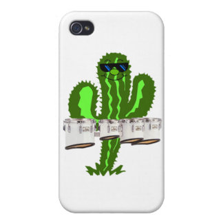saguaro quads iPhone 4 cover