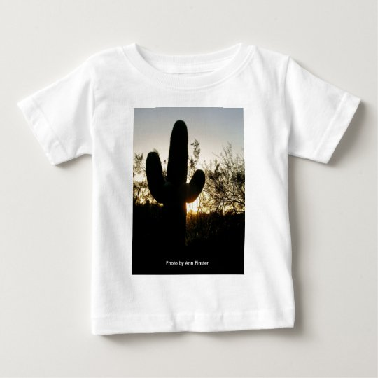 Saguaro Sunset Baby T-Shirt