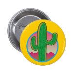 Saguaro Sunset Button