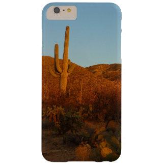 Saguaro Sunset I Arizona Desert Landscape Barely There iPhone 6 Plus Case