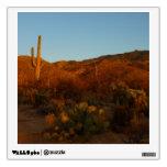 Saguaro Sunset I Arizona Desert Landscape Wall Decal