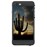 Saguaro Sunset II Arizona Desert Landscape LifeProof® NÜÜD® iPhone 6 Plus Case