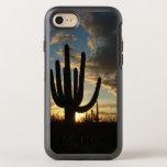 Saguaro Sunset II Arizona Desert Landscape OtterBox Symmetry iPhone 7 Case