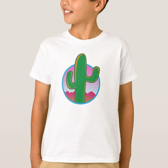 Saguaro Sunset Shirt
