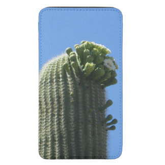 Saguaro Top Flowering Buds Galaxy S5 Pouch