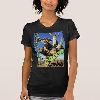 Saguaro Zombies:  The Green Zombie! T-Shirt