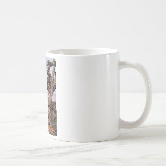 Saguaro Zombies Zombie 1 Coffee Mug