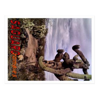 Saguaro Zombies Zombie 1 Postcard