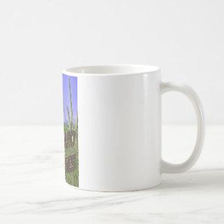 Saguaro Zombies Zombie 2 Classic White Coffee Mug