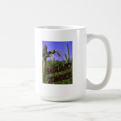 Saguaro Zombies Zombie 2 Coffee Mugs