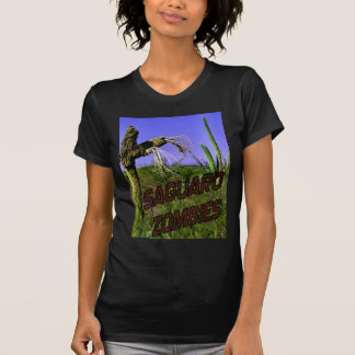 Saguaro Zombies Zombie 2 Tshirt