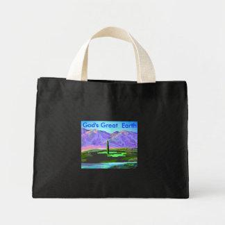 Saguarro, Mini Tote Bag