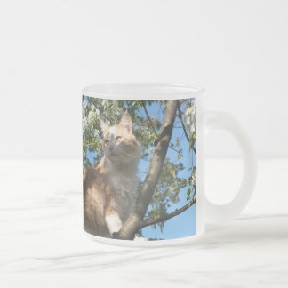 Sahara Cat In A Tree Photo Mug