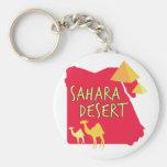 Sahara Desert Keychain