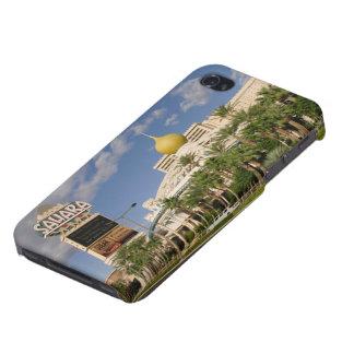 Sahara Hotel Las Vegas Cases For iPhone 4