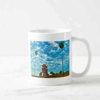 Sahara Hotel- Sunset Strip,Los Angeles Coffee Mug