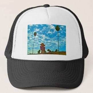 Sahara Hotel- Sunset Strip,Los Angeles Trucker Hat