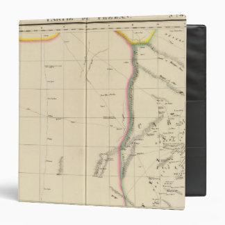 Sahara, Libya, Africa 9 Vinyl Binders