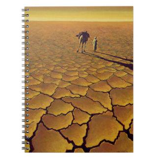 Saharan Journey 1995 Notebook