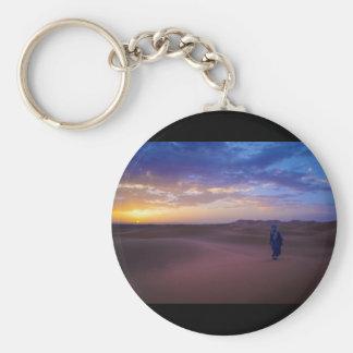 Saharan Sunrise Keychain