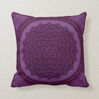Sahasrara or crown chakra Pillow