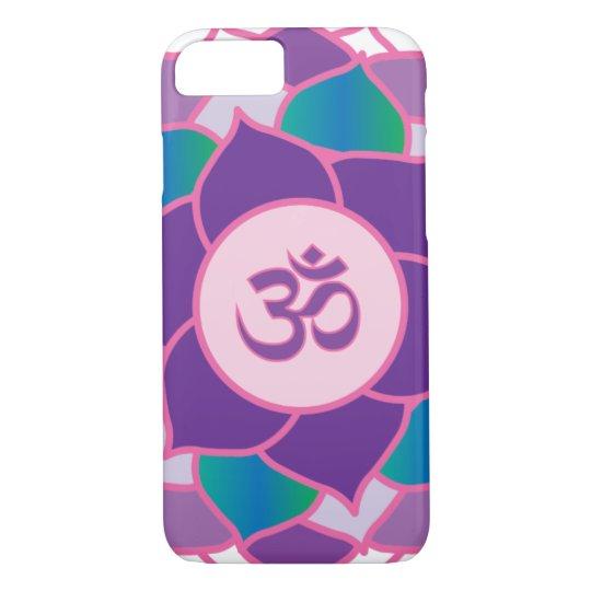 Sahasrara - The Crown Chakra 1000 Petaled Yoga iPhone 8/7 Case