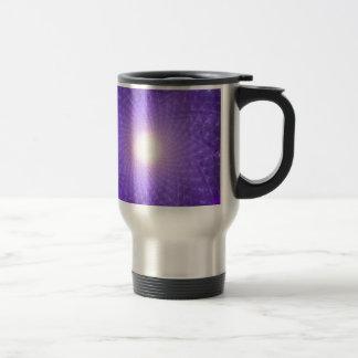 Sahasrara - The Thousand-Petalled Lotus 15 Oz Stainless Steel Travel Mug