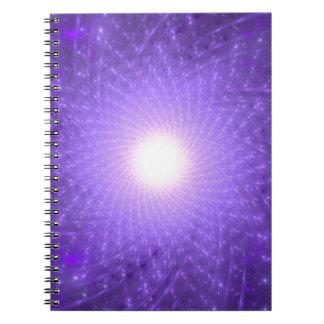 Sahasrara - The Thousand-Petalled Lotus Notebook