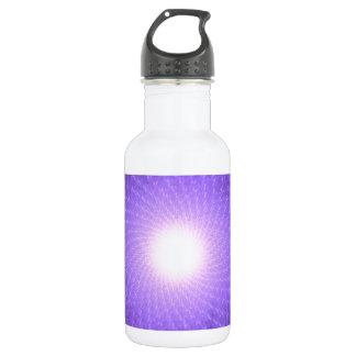 Sahasrara - The Thousand-Petalled Lotus Stainless Steel Water Bottle