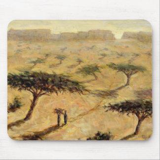 Sahelian Landscape 2002 Mouse Pad
