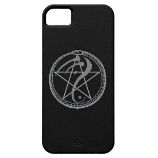 Sahjaza emblem iPhone case