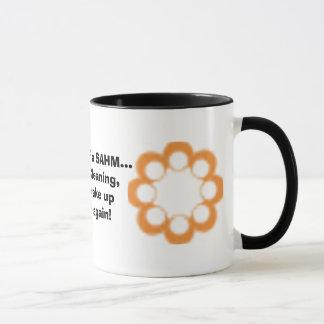 SAHM Coffee Cup