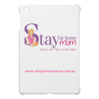 SAHM Logo Products iPad Mini Covers