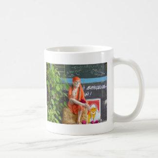Sai Baba at the Auto Stand Coffee Mug