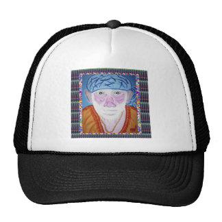 SAI BABA of SIRDI Saint Guru Teacher Healer Peace Trucker Hat