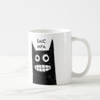 SAIC MFA Mug