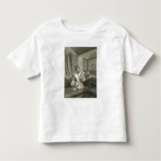 Said Mustapha Pasha Wounded at the Battle of Abouk Toddler T-shirt