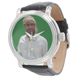 Saif Al-Islam (Gaddafi Watch) Wrist Watch