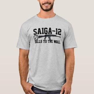 Saiga 12 - Balls to the Wall T-Shirt